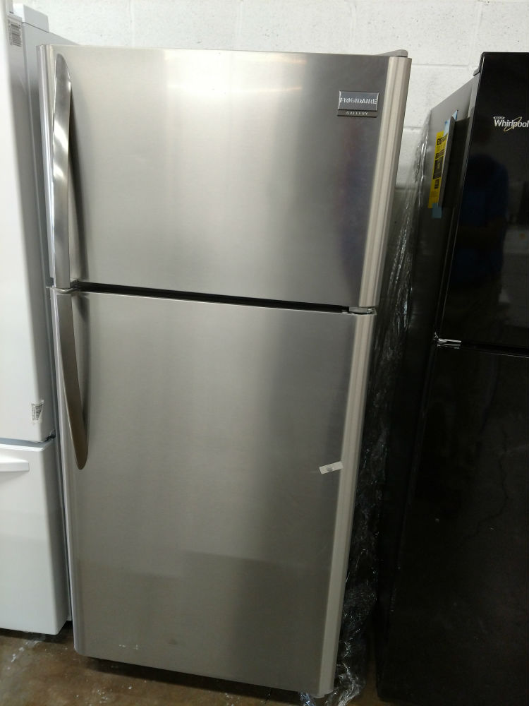 Stainless Steel Refrigerator Baltimore Used Appliances