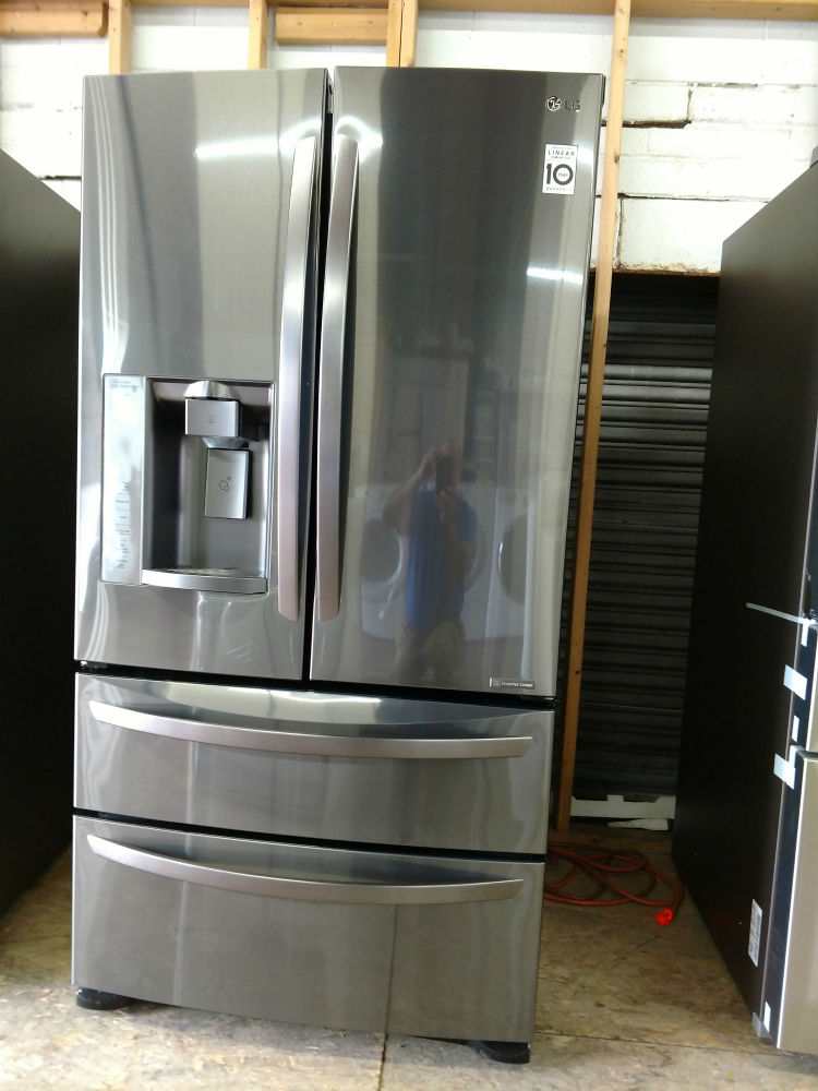 French Door Refrigerators Baltimore Used Appliances