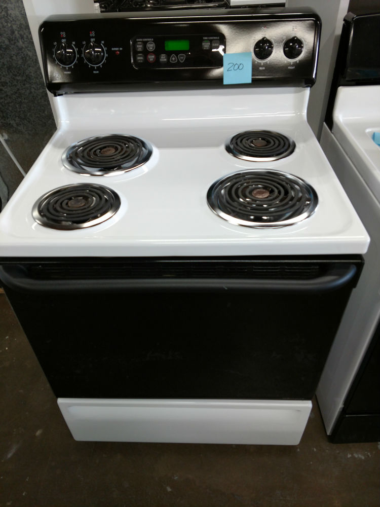 Electric Stoves Baltimore Used Appliances