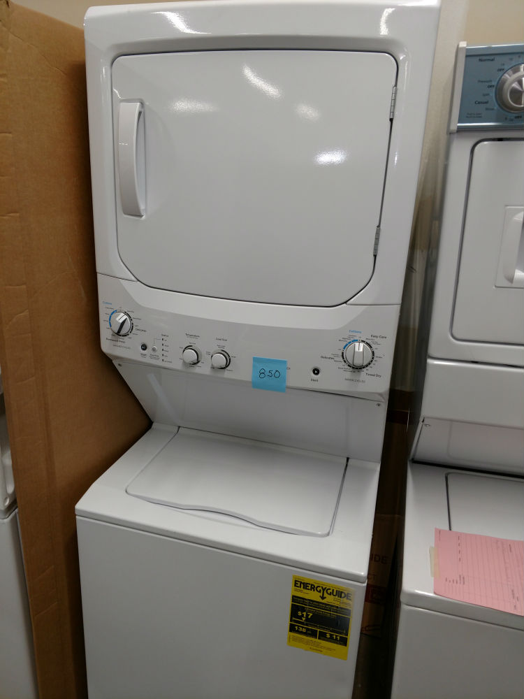 Stackable Washer Dryer Baltimore Used Appliances