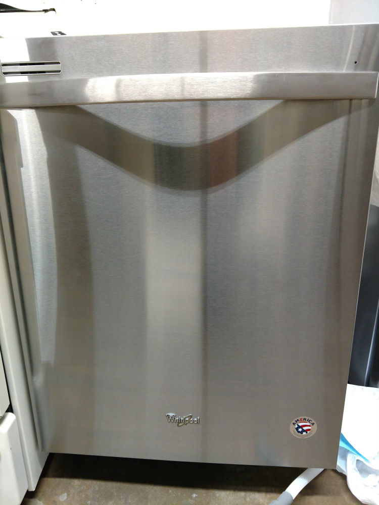 Stainless steel dishwashers